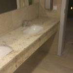 blat łazienkowy z granitu Shivakashi