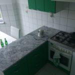 blaty kuchenne z granitu viscount white